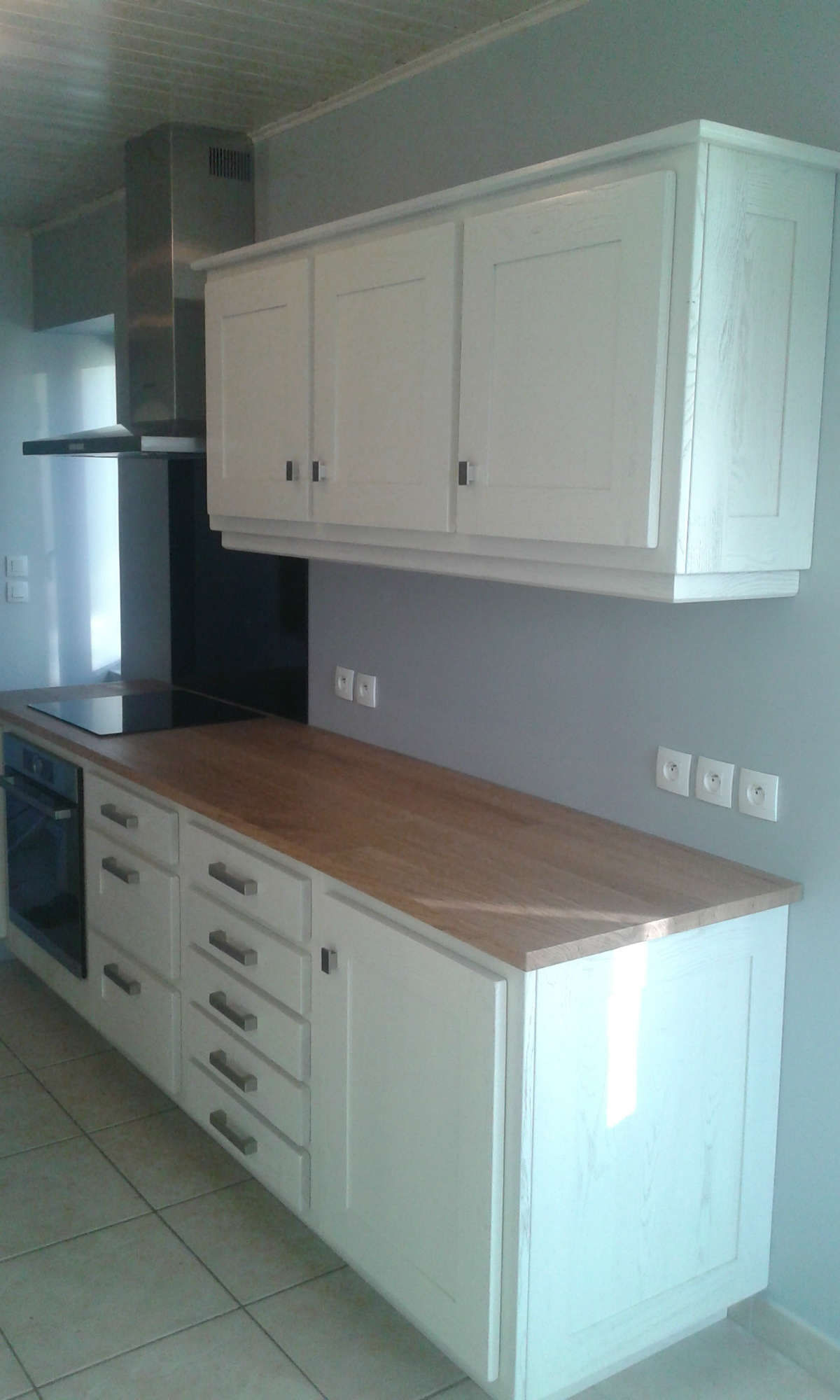 cuisine corbigny meubles dufour meuble vier tiroir agencement. Black Bedroom Furniture Sets. Home Design Ideas